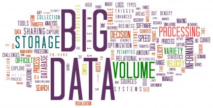 استخدام البيانات الضخمة للتنبؤ بالمستقبل