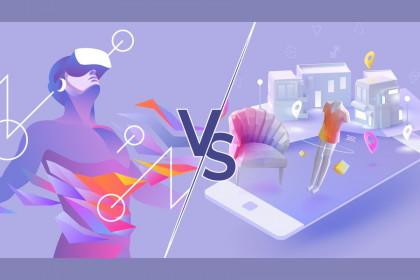 ما الفرق بين الواقع الإفتراضي Virtual Reality و الواقع المعزز Augmented Reality؟
