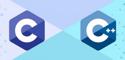 الفرق بين لغة C ولغة ++C