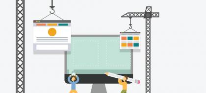 4 خطوات لبناء الموقع الإلكتروني لمنظمتك