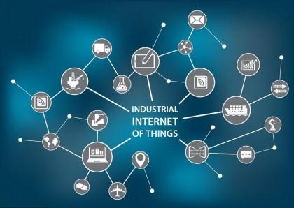 انترنت الأشياء الصناعية