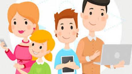 الوالدية الرقمية   Digital Parenting