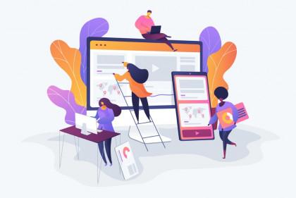 متصفّح Microsoft Edge وبرنامج Microsoft Teams