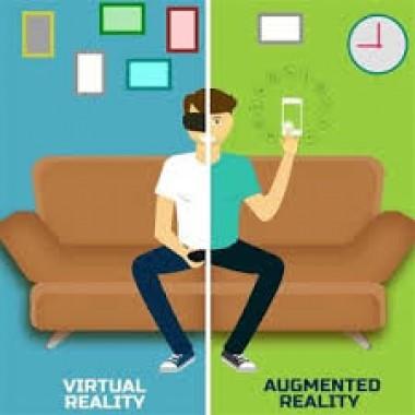 الواقع الافتراضي والواقع المعزز
