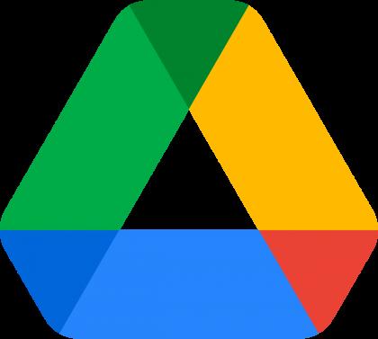 خطوات التخزين السحابي google drive
